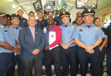 Bomberos de Panama listos para participar de competencia bomberil