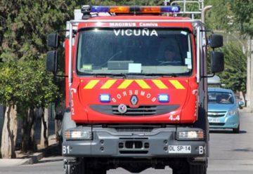 Bomberos de Vicuña cuenta con un moderno instrumento de rescate
