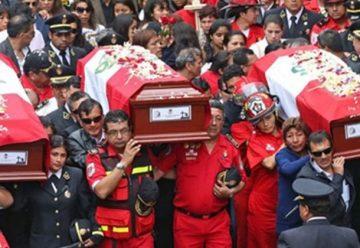 """""""Marcha por los bomberos del Perú"""" busca generar conciencia"""
