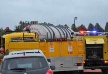 Tres muertos por incendio en un depósito de fuegos artificiales