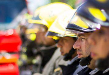 Bomberos en Concepción denuncia agresiones por ruido de sirenas