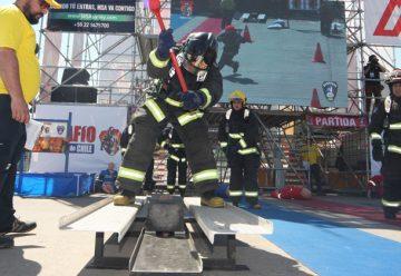 Chillán y La Unión ganadores del Desafío Bomberos de Chile 2016