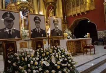 Ninguna autoridad acudió a la misa por los héroes del Agustino