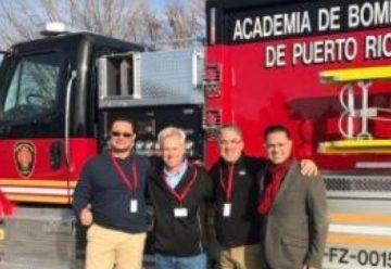 Academia de Bomberos tendrá un camión tanquero