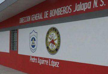Inauguran nueva Estación de Bomberos en Jalapa