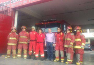 Huamachuco contará con una compañía de bomberos