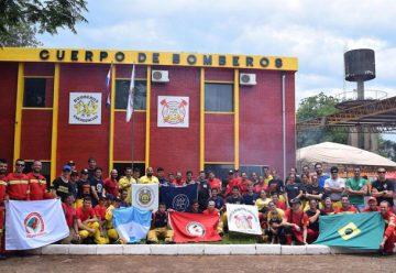 Curso de Incendio Estructural en Paraguay