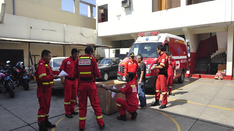 Crearán otras tres nuevas compañías de bomberos