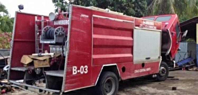 Critica la situación de los Bomberos de San Fernando
