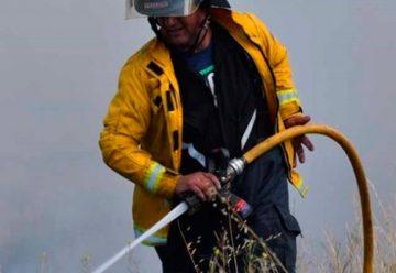 Acuerdo para movilizar bomberos en casos de emergencias