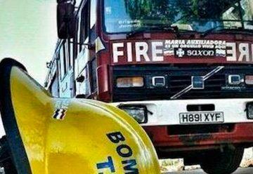 Por falta de recursos cierran cuartel de bomberos