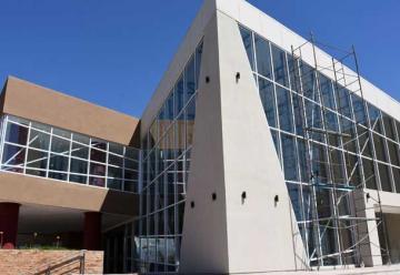 Nuevo cuartel de Bomberos de la Policia de San Juan