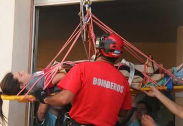 Bomberos paraguayos irán a Escocia a capacitarse