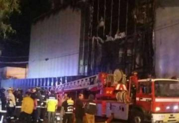 Incendio obligó a evacuación en Hospital de La Florida