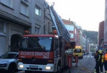 Los bomberos denuncian que dos camiones están fuera de servicio