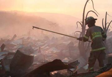 Apagar incendios en Chile, una cuestión de voluntarios