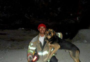 Envenenan a Perro Rescatista de Bomberos de San Marcos