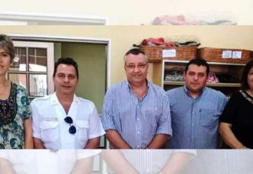 Bomberos de Barrancas realizaron la compra de nuevos uniformes