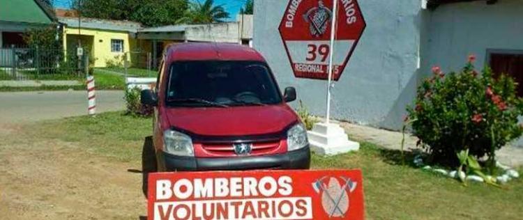 Bomberos Voluntarios invirtió en otra unidad automotriz