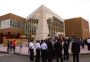 Nuevo edificio de Bomberos y Policía Ecológica