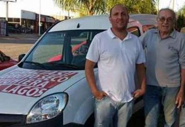Un nuevo móvil para Bomberos de Arroyo Seco