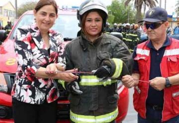 132° aniversario celebró bomberos de Caldera