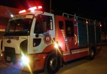 Bomberos de Villa Regina cuenta con un nuevo autobomba