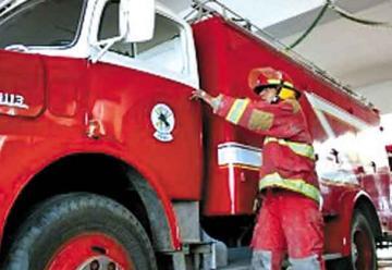 Sanción por obstruir labor de bomberos