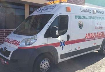 Comuna transferiría ambulancia a los bomberos