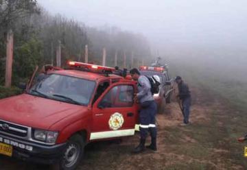 Bomberos ceden vehículos por falta de recursos para mantenerlos