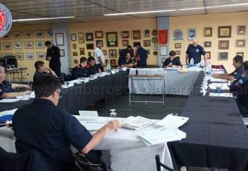Encuentro del Consejo de Capacitación de F.A.B.V.P.B.A. en Olavarria