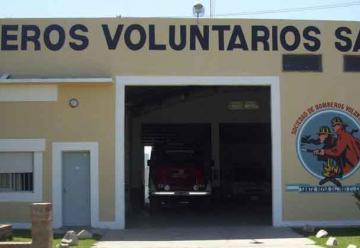 35 Aniversario de Bomberos voluntarios de Santa Rosa