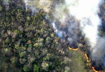 """Guatemala declara """"estado de calamidad"""" por incendios"""