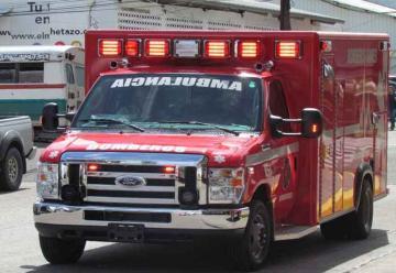 Bomberos de Panamá adquirió nuevas ambulancias