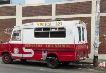 Denuncian abandono de unidad de bomberos