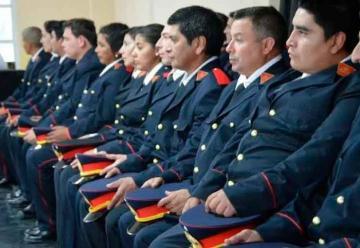 Egresaron nuevos Bomberos Voluntarios en Río Negro