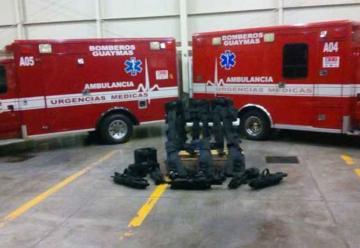 Reciben bomberos voluntarios nuevo equipo