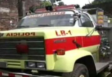 Bomberos de Montero en emergencia por la falta de recursos