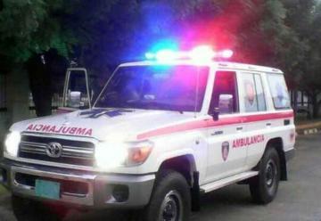 Roban la única ambulancia de los bomberos de Cabimas
