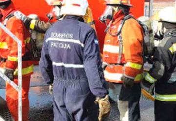 Capacitación intensiva de Bomberos Voluntarios en La Rioja