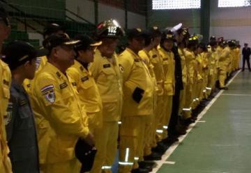39 nuevos Bomberos Voluntarios en Itapua