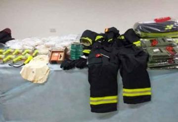 Bomberos Voluntarios de Chajarí adquirieron materiales