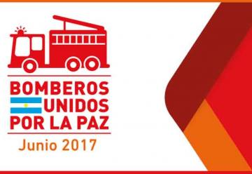 Caravana 133 Aniversario Bomberos de Argentina
