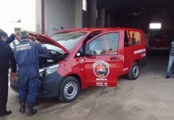 Nueva unidad para los bomberos de Oriente