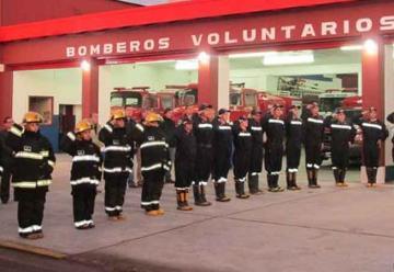 46º Aniversario de Bomberos Voluntarios General Villegas