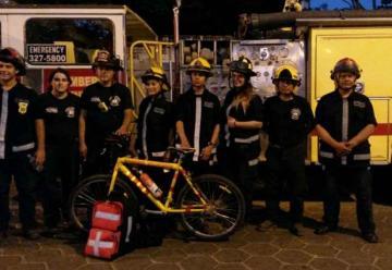 Bomberos voluntarios crean primera unidad de asistencia oportuna