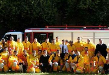 Bomberos de Casilda enseñan a salvar vidas con RCP