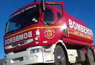 Nueva Unidad para Bomberos Voluntarios de Santa María de Punilla