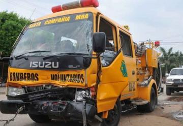 Difíciles situaciones atraviesan los Bomberos Voluntarios del Paraguay