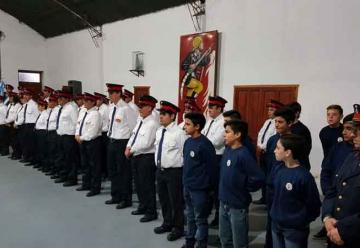 Bomberos de Rivadavia anfitrión de importante reunión provincial